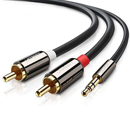 QualitäT Aux Audio Adapter Für Apple Iphone 6s Plus Se 5s 4s 3gs Kfz Stereo Klinken Kabel üBerlegene In