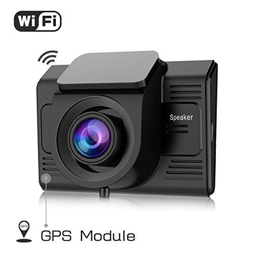 toguard dashcam gps wifi auto kamera full hd 1080p. Black Bedroom Furniture Sets. Home Design Ideas