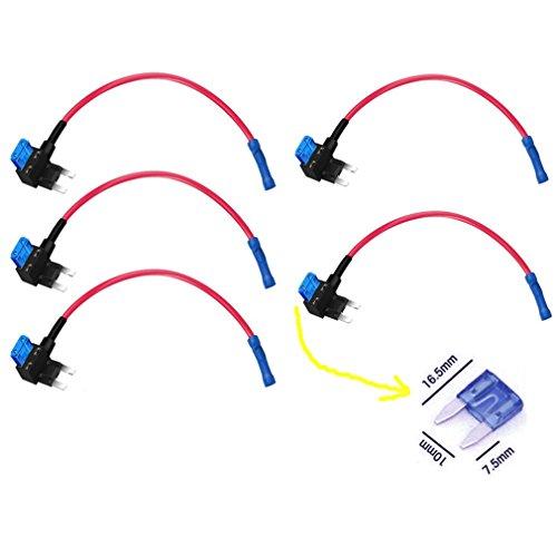 40 Ampere Autorelais Stabilität Automobil mit Kabelbaum Set 5pcs DC Heiß