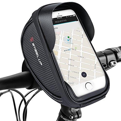 fahrrad handyhalter gvdv rostfrei und bruchfest universal silikon fahrrad handyhalterung. Black Bedroom Furniture Sets. Home Design Ideas