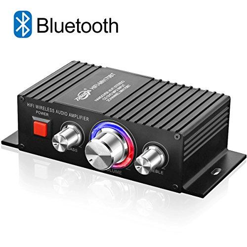 elegiant mini bluetooth verstaerker hifi stereo audio