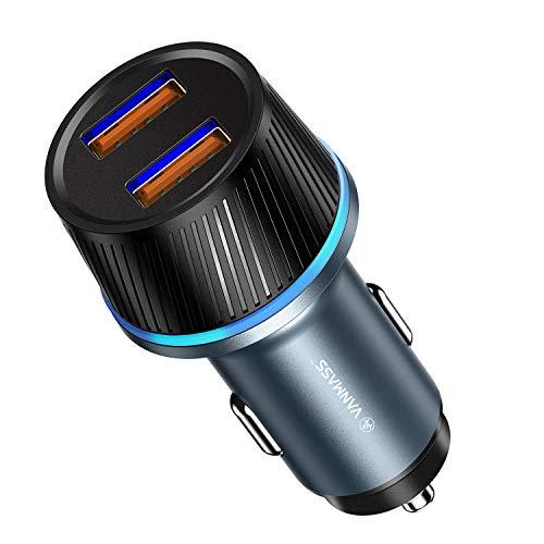 vanmass wireless charger auto handyhalterung automatisch. Black Bedroom Furniture Sets. Home Design Ideas